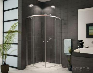 Bañomanía Box de ducha curvo