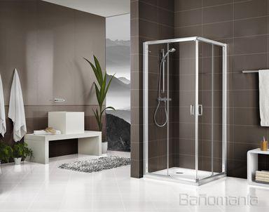 Bañomanía Box de ducha recto