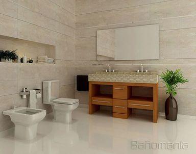 Bañomanía Vanitory N°10 Modelo New Bath