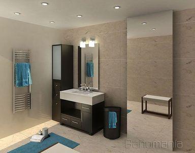 Bañomanía Vanitory N°2 Modelo New Bath