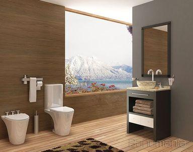 Bañomanía Vanitory N°8 Modelo New Bath